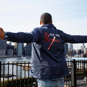 New Levi's MLB New York Yankees Jacket - M